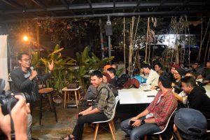 Jasa MC Launching Bandung
