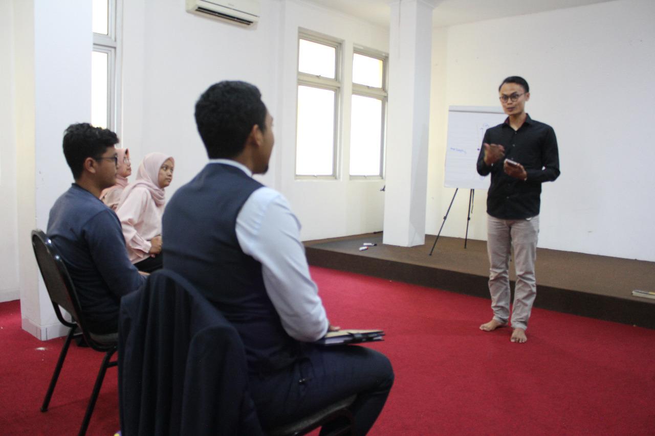 Jasa MC Pelatihan Bandung